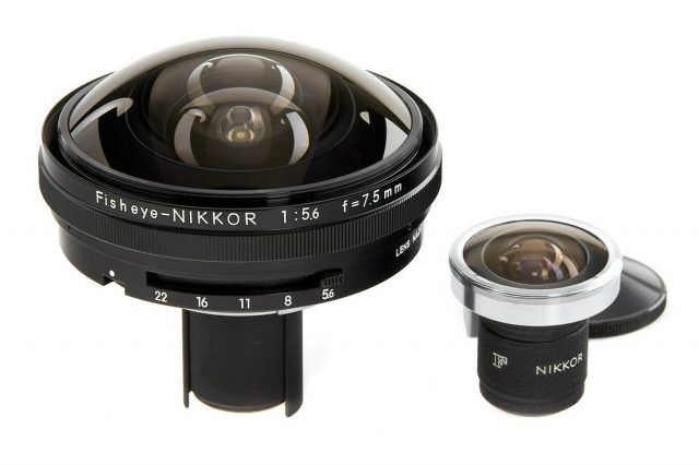 Nikon Fisheye-Nikkor 7.5mm F/5.6