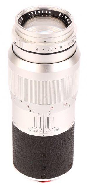 Leitz Weitzlar Elmar 135mm F/4 (I)