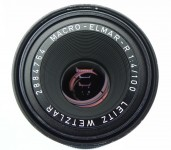 Leitz Wetzlar (Leitz Canada) Macro-Elmar-R 100mm F/4