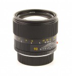 Leica APO-Summicron-R 90mm F/2 ASPH.