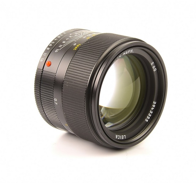 Leica APO-Summicron-R 90mm F/2 Asph