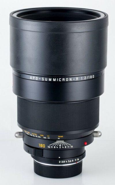 Leica APO-Summicron-R 180mm F/2