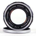 Chiyoda Kogaku Super Rokkor 50mm F/1.8