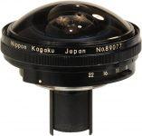 Nikon Fisheye-Nikkor 8mm F/8