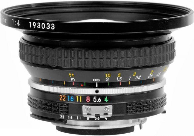 Nikon AI Nikkor 18mm F/4
