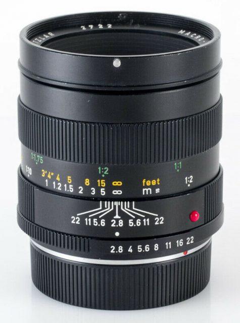 Leitz Wetzlar Macro-Elmarit-R 60mm F/2.8