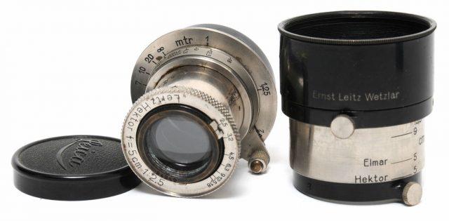 Leitz Hektor 50mm F/2.5
