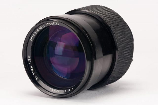 Vivitar Series 1 35-85mm F/2.8 VMC Auto (Kino Precision)