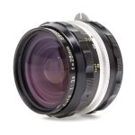 Nikon Nikkor-H(·C) Auto 28mm F/3.5