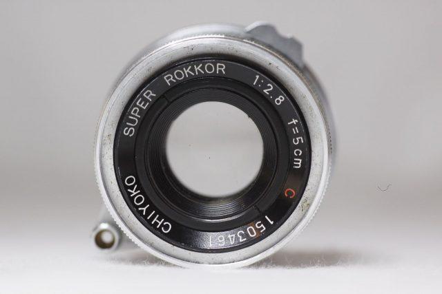 Chiyoko Super Rokkor 50mm F/2.8 (C)