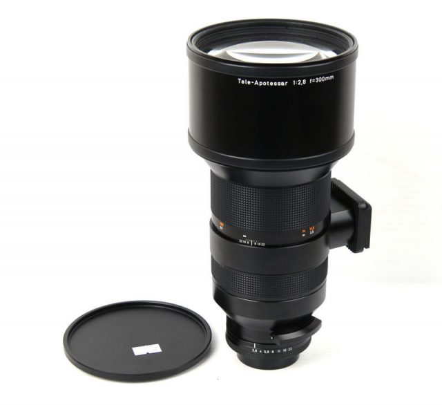 Carl Zeiss C/Y Tele-Apotessar T* 300mm F/2.8