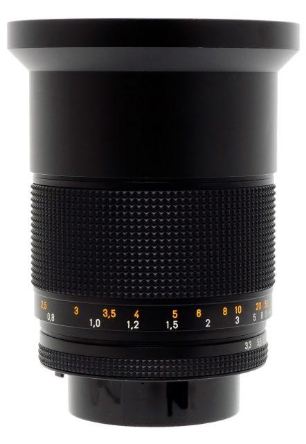 Carl Zeiss C Y Vario Sonnar T 28 85mm F 3 3 4 Lens Db Com