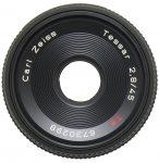 Carl Zeiss C/Y Tessar T* 45mm F/2.8