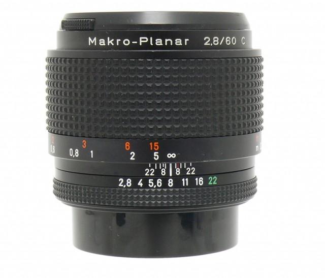 Carl Zeiss C/Y Makro-Planar T* 60mm F/2.8 C