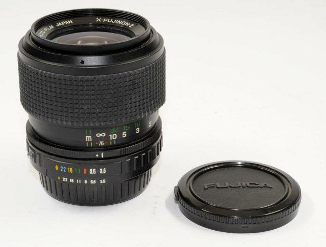 Fuji Photo Film X-Fujinon·Z 43-75mm F/3.5-4.5 DM