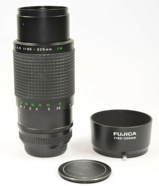 Fuji Photo Film EBC X-Fujinon·Z 85-225mm F/4.5 DM