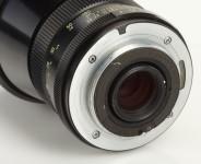 Carl Zeiss Tele-Tessar HFT 200mm F/4 (Rollei-HFT, Voigtlander Color-Dynarex)