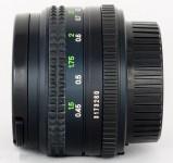 Minolta MD Rokkor(-X) 50mm F/1.4