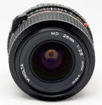 Minolta MD 28mm F/2.8