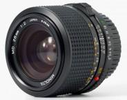 Minolta MD 28mm F/2