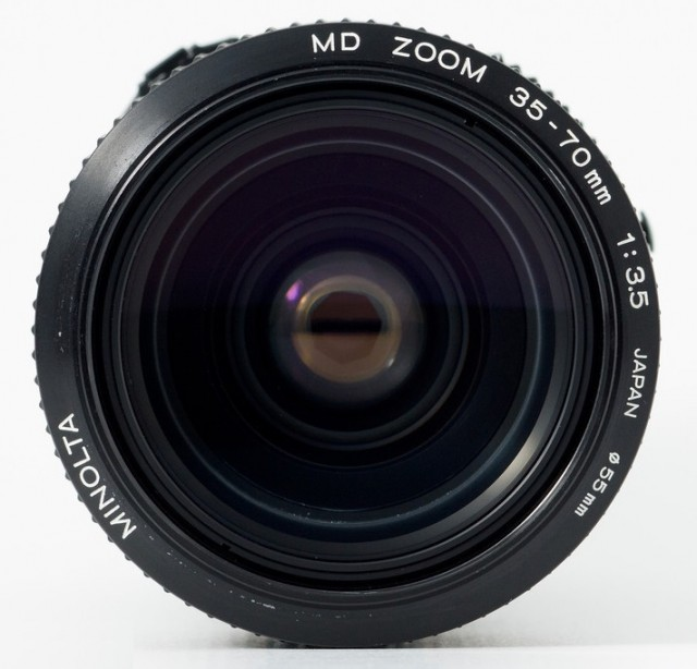 Minolta MD Zoom 35-70mm F/3.5
