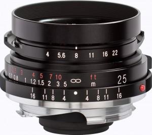 Cosina Voigtlander Color-Skopar 25mm F/4 P VM