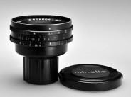 Minolta W.Rokkor-QH 21mm F/4