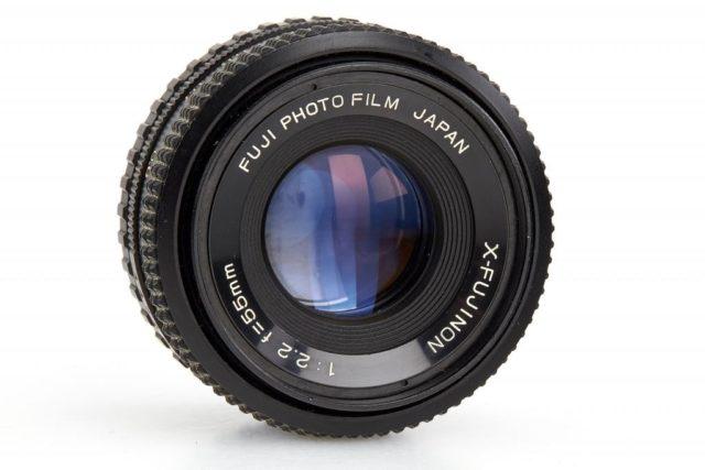 Fuji Photo Film X-Fujinon 55mm F/2.2