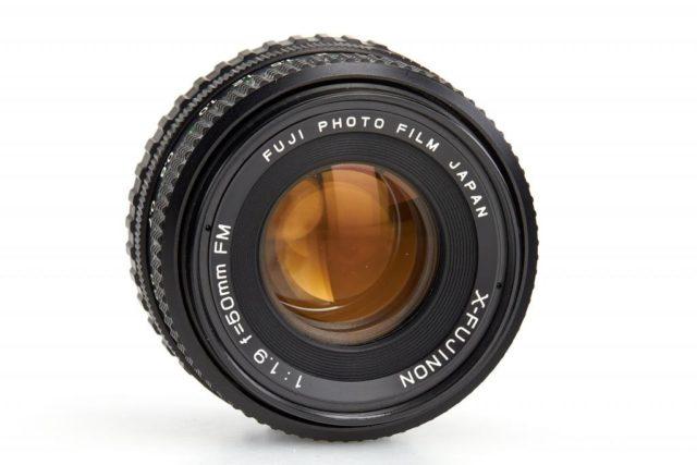 Fuji X-Fujinon 50mm F/1.9 DM / FM