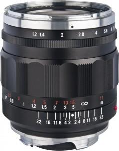 Cosina Voigtlander Nokton 35mm F/1.2 Aspherical II VM