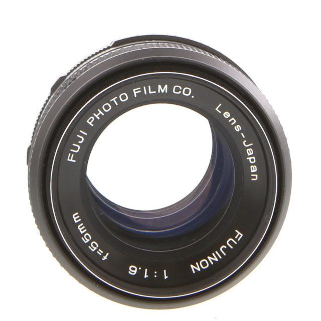 Fuji (EBC) Fujinon 55mm F/1.6