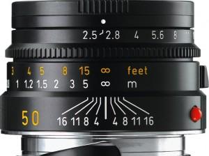 Leica Summarit-M 50mm F/2.5 (I)