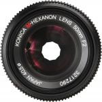Konica M-Hexanon 50mm F/2
