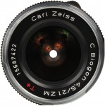 Carl Zeiss C Biogon T* 21mm F/4.5 ZM