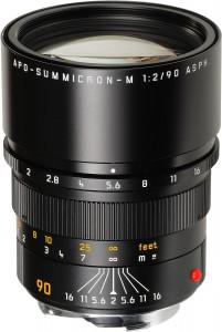 Leica APO-Summicron-M 90mm F/2 ASPH.