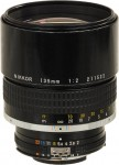 Nikon AI-S Nikkor 135mm F/2
