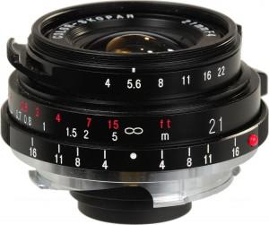 Cosina Voigtlander Color-Skopar 21mm F/4 P II VM