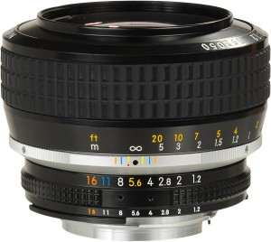 Nikon AI-S Noct-Nikkor 58mm F/1.2