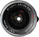Carl Zeiss Biogon T* 28mm F/2.8 ZM