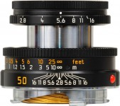 Leica Elmar-M 50mm F/2.8 (II)