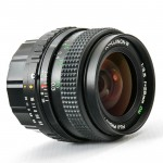 Fuji EBC X-Fujinon-W 28mm F/3.5 DM