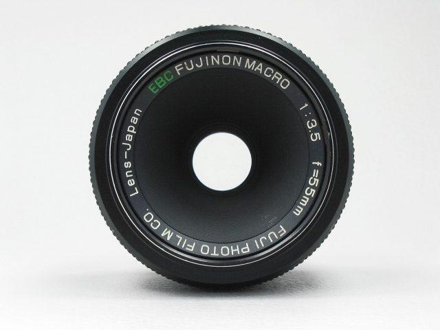 Fuji EBC Fujinon 55mm F/3.5 Macro