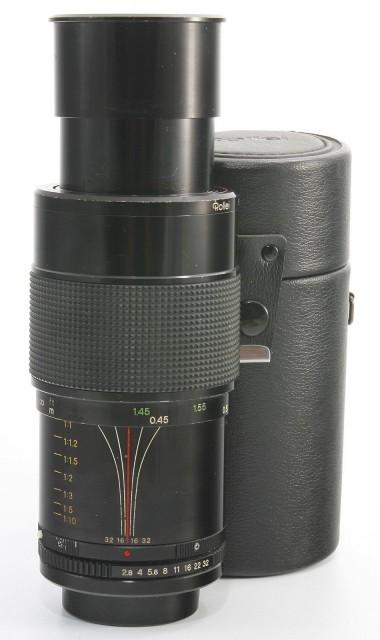 HFT-Rolleinar Macro 105mm F/2.8 (Kino Precision)