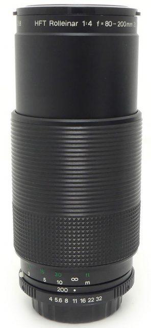 HFT-Rolleinar 80-200mm F/4 (Mamiya/Sekor SX)