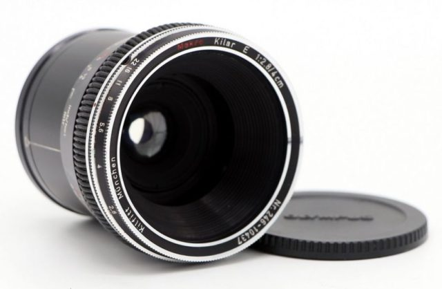 Heinz Kilfitt Munchen Makro-Kilar E 40mm F/2.8