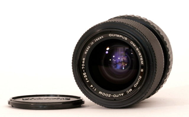 Olympus OM S Zuiko Auto-Zoom 35-70mm F/4