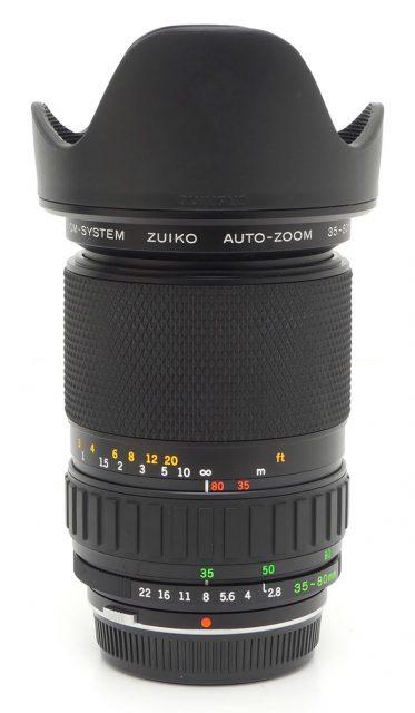 Olympus OM Zuiko Auto-Zoom 35-80mm F/2.8