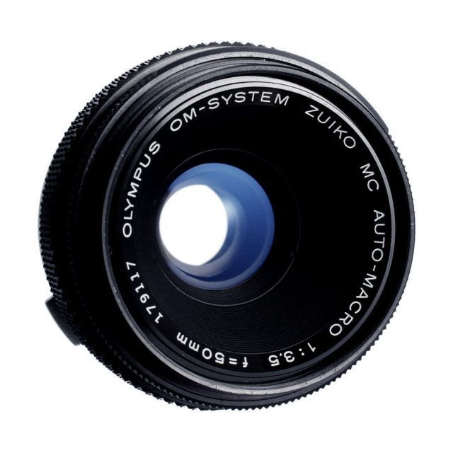 Olympus OM Zuiko (MC) Auto-Macro 50mm F/3.5