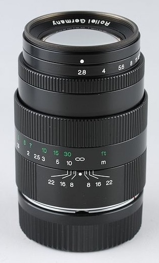 Rollei HFT Planar 80mm F/2.8