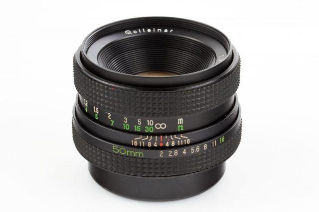 Rolleinar 50mm F/2 (Mamiya-Sekor SX, Voigtlander Color-Ultron)
